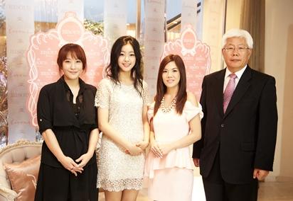 จุน จิ ฮี, คิม วอน ฮี, โรสสริน อัครพิมาน, ฮยาง ซอน โร