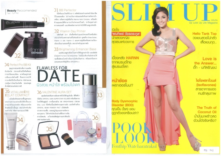 slim up  Feb 2013