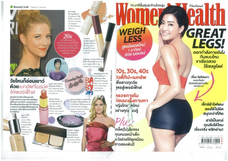 Women's Health  June   2013